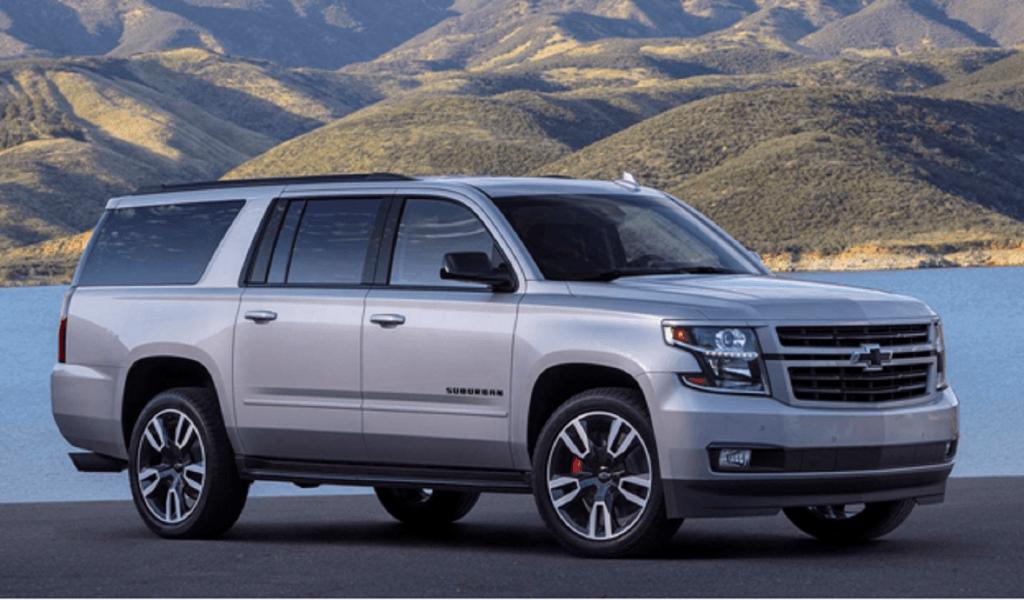 Choosing the best 8 seater SUVs