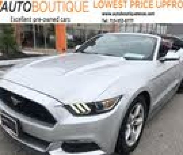 Ford Mustang V Convertible Used Cars In Houston Tx