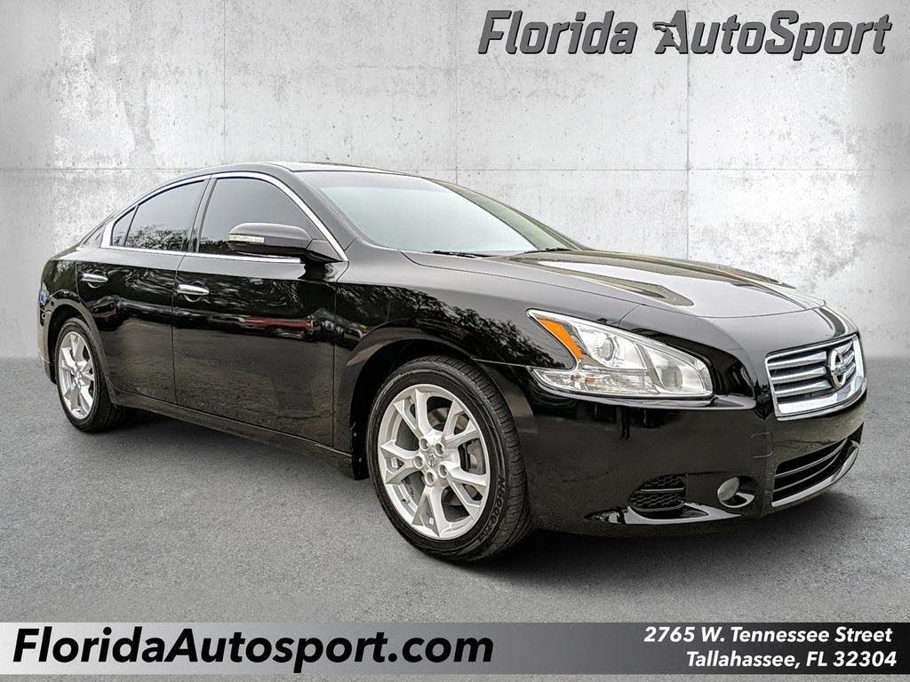 Nissan Maxima Premium 2014 Black Package