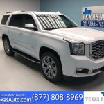 2018 Gmc Yukon Denali 4wd For Sale In Dallas Tx Cargurus