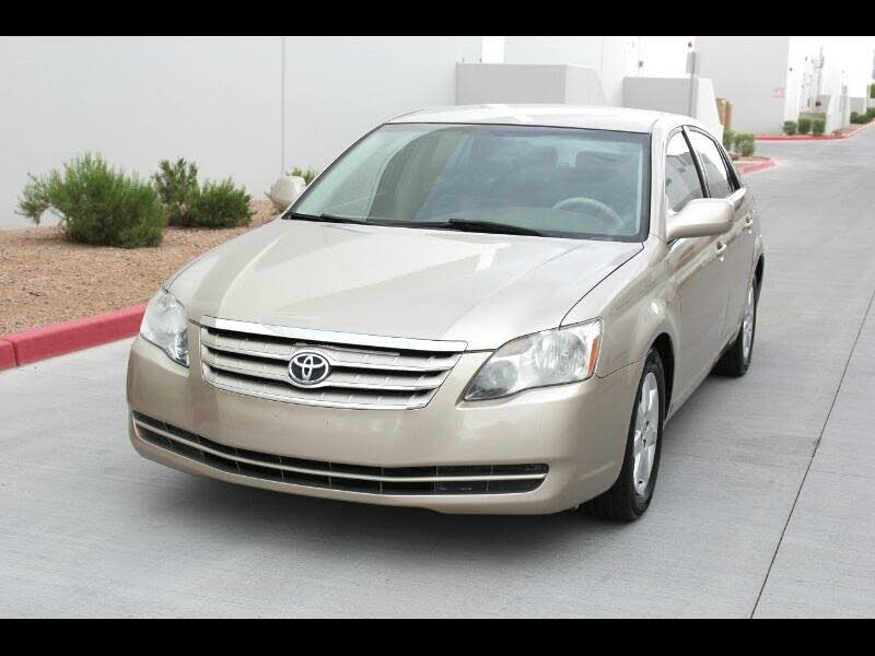 used toyota avalon xl for sale with