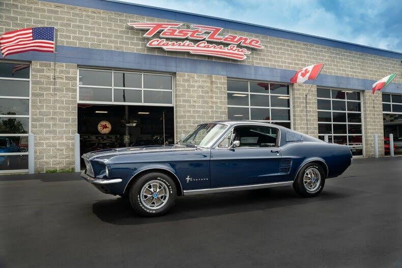 $23,500 (los gatos south bay area ) pic hide this posting restore restore this posting. Used 1967 Ford Mustang Fastback Rwd For Sale With Photos Cargurus