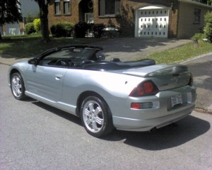 2001 Mitsubishi Eclipse Spyder  Pictures  CarGurus