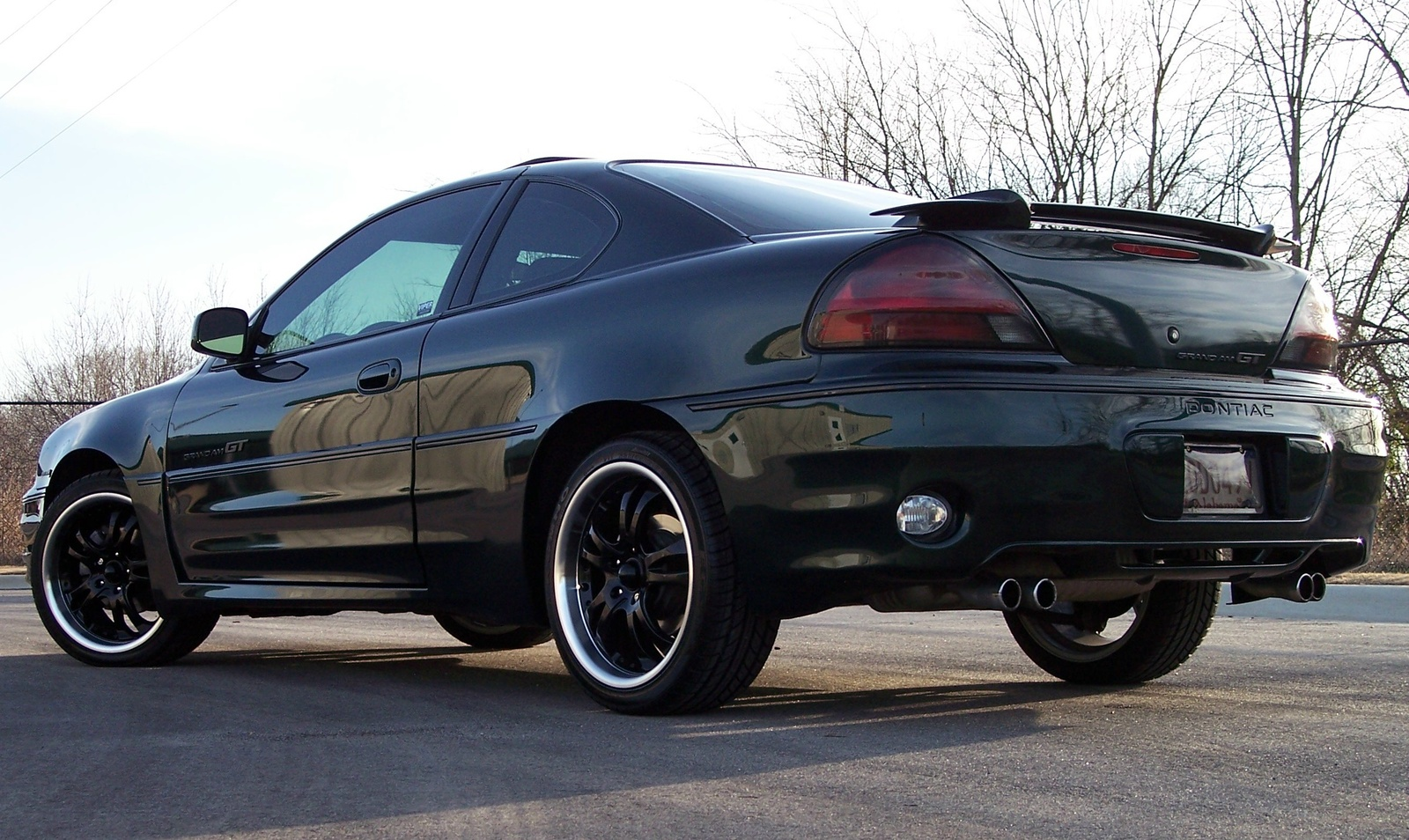 Used 1998 Pontiac Grand Prix Gt Am