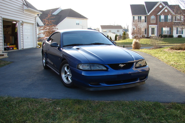 1996 Ford Mustang Pictures CarGurus