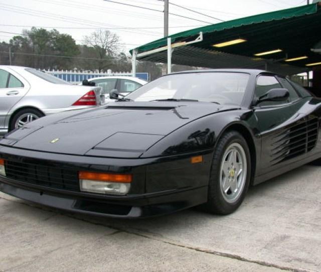 Picture Of  Ferrari Testarossa Exterior Gallery_worthy