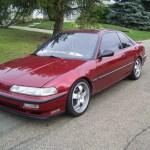 1990 Acura Integra Test Drive Review Cargurus