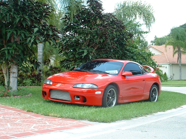 1998 1998 Turbo Gst Eclipse Gst Dr Mitsubishi Mitsubishi Eclipse 2