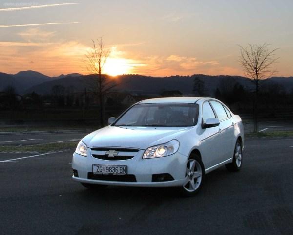 2006 Chevrolet Epica - Overview - CarGurus