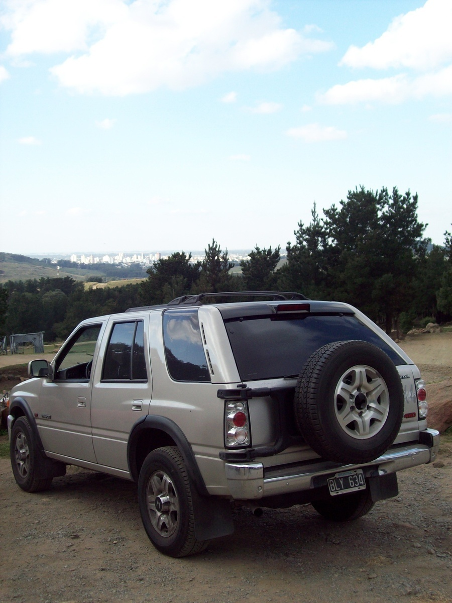 1997 Isuzu Rodeo Overview Cargurus