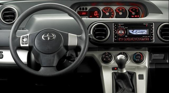 2009 Scion XB Interior Pictures CarGurus