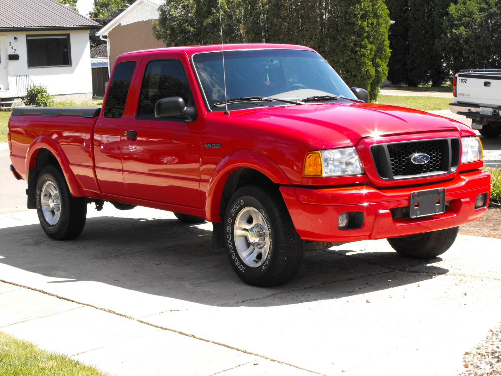 1990 Ford 2 4x4 Suspension Lift Body Lift 250 Inch F Inch 4