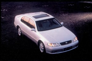 1993 Toyota Aristo (Lexus GS 300) related infomation,specifications  WeiLi Automotive Network