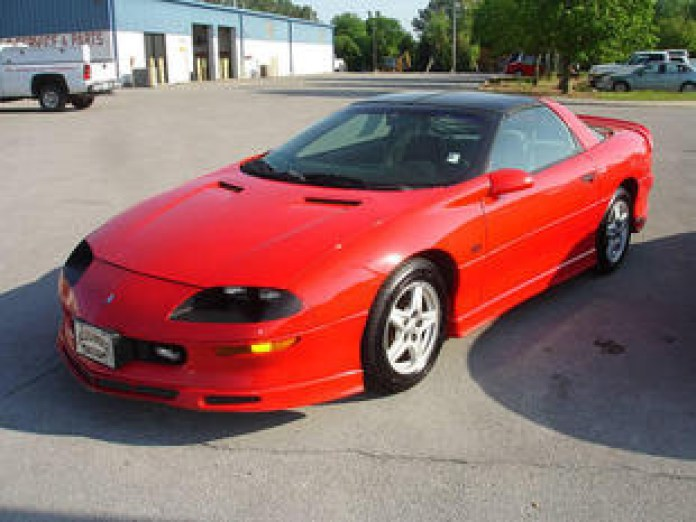 Chevrolet Camaro Questions Whats The Top Speed And Horsepower On A 97 Camaro Rs Cargurus