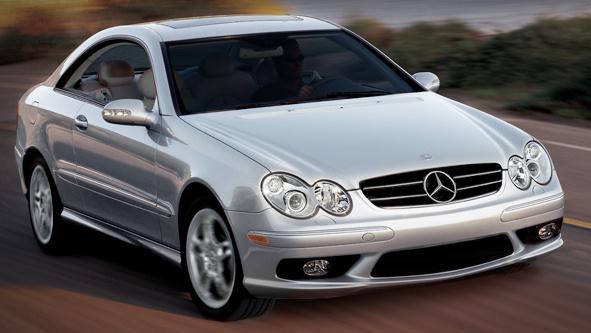 MercedesBenz CLKClass Overview CarGurus