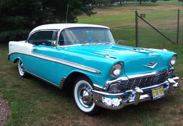 1956 Chevrolet Bel Air   Pictures   CarGurus Picture of 1956 Chevrolet Bel Air  exterior  gallery worthy