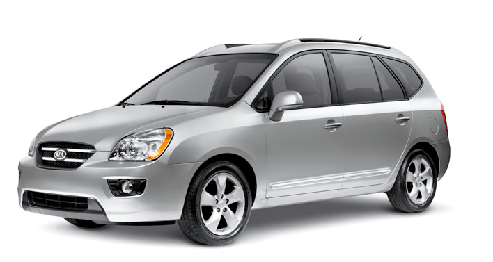 2009 Kia Rondo Review Cargurus