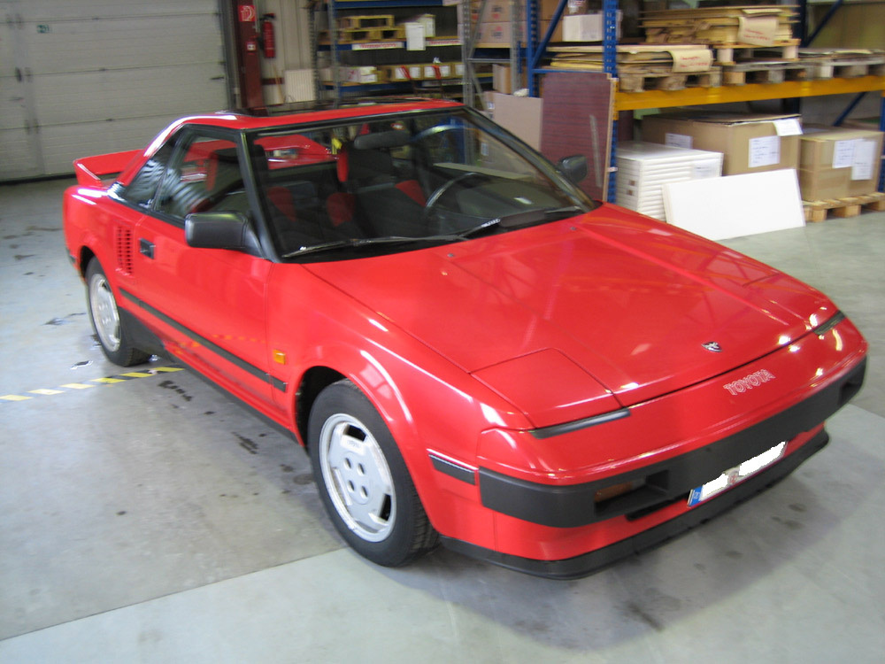 1985 Toyota MR2 Overview CarGurus