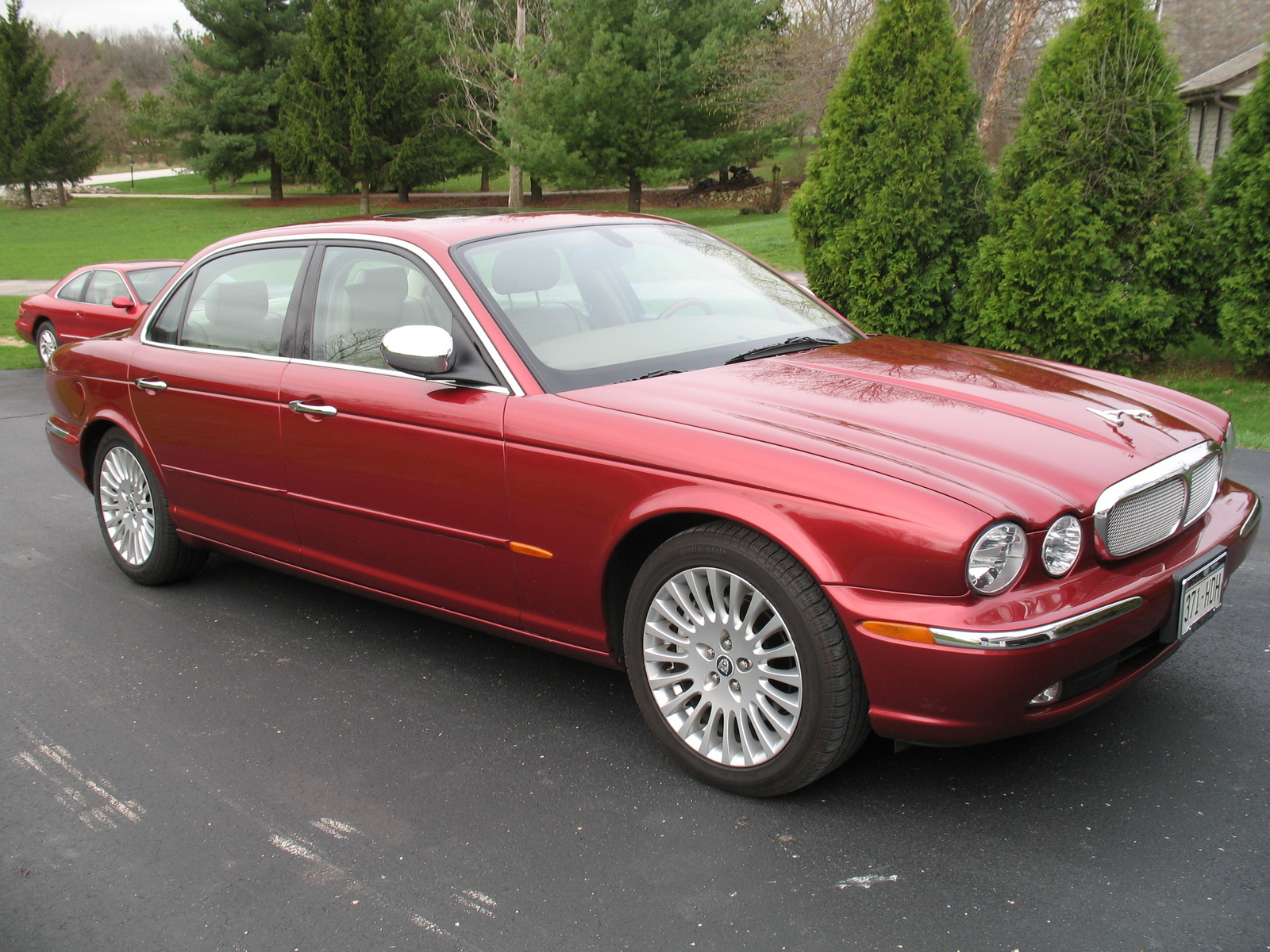 arbeitsplatte xj jaguar k red for auto che sale v