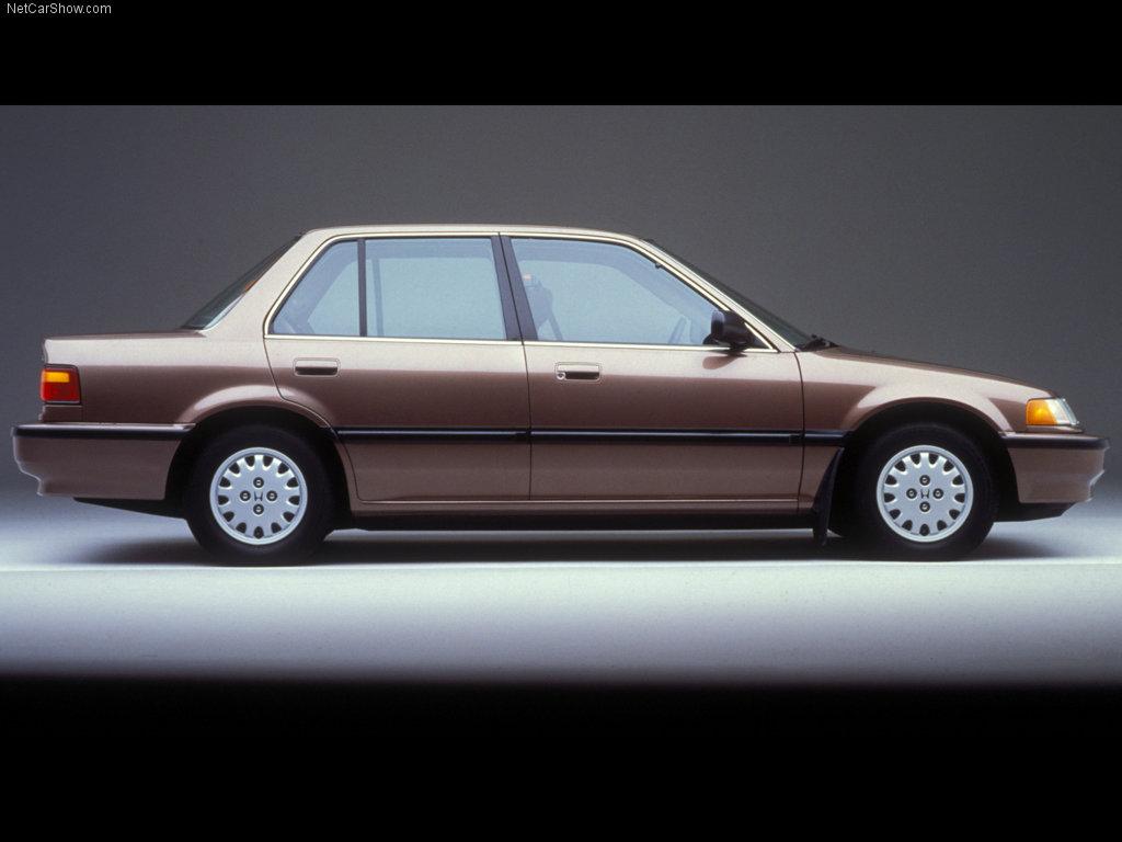 Used 1996 Honda Civic Lx Sedan Interior