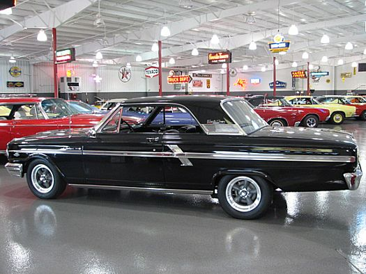 63 Sports Ford Fairlane Coupe