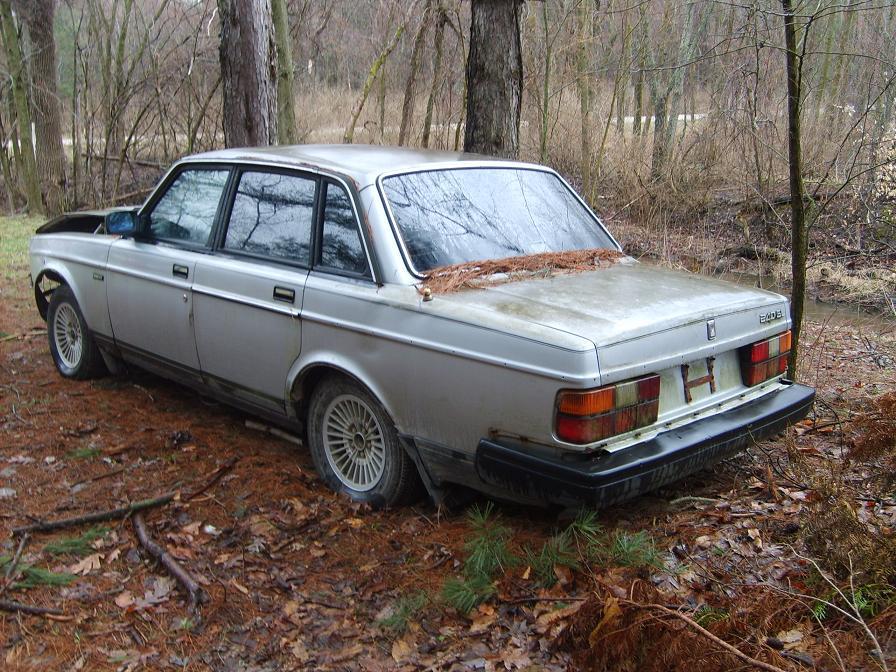 Volvo 1988 Dl Specs 240