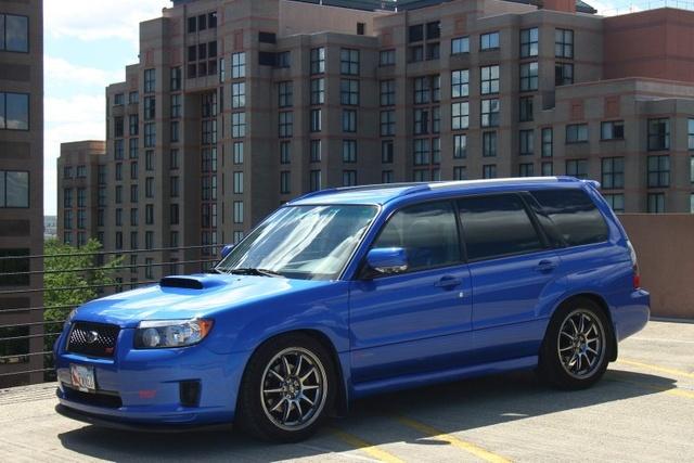 2005 Subaru Forester User Reviews CarGurus