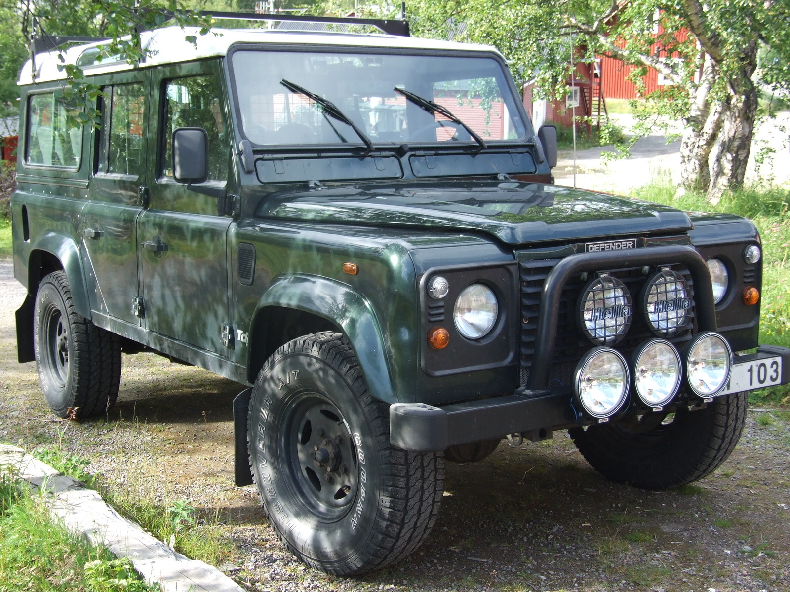 2000 Land Rover Defender Overview CarGurus