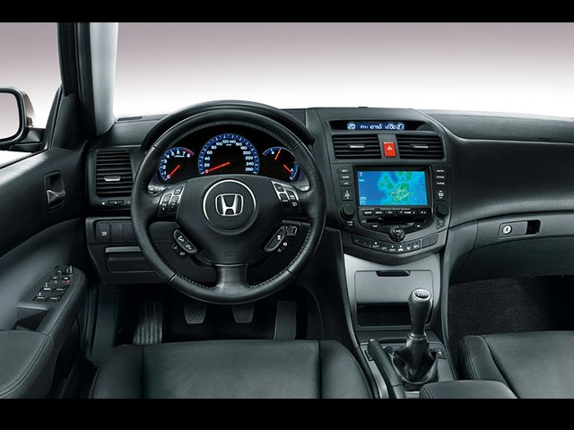 2012 Honda Accord Hybrid Interior