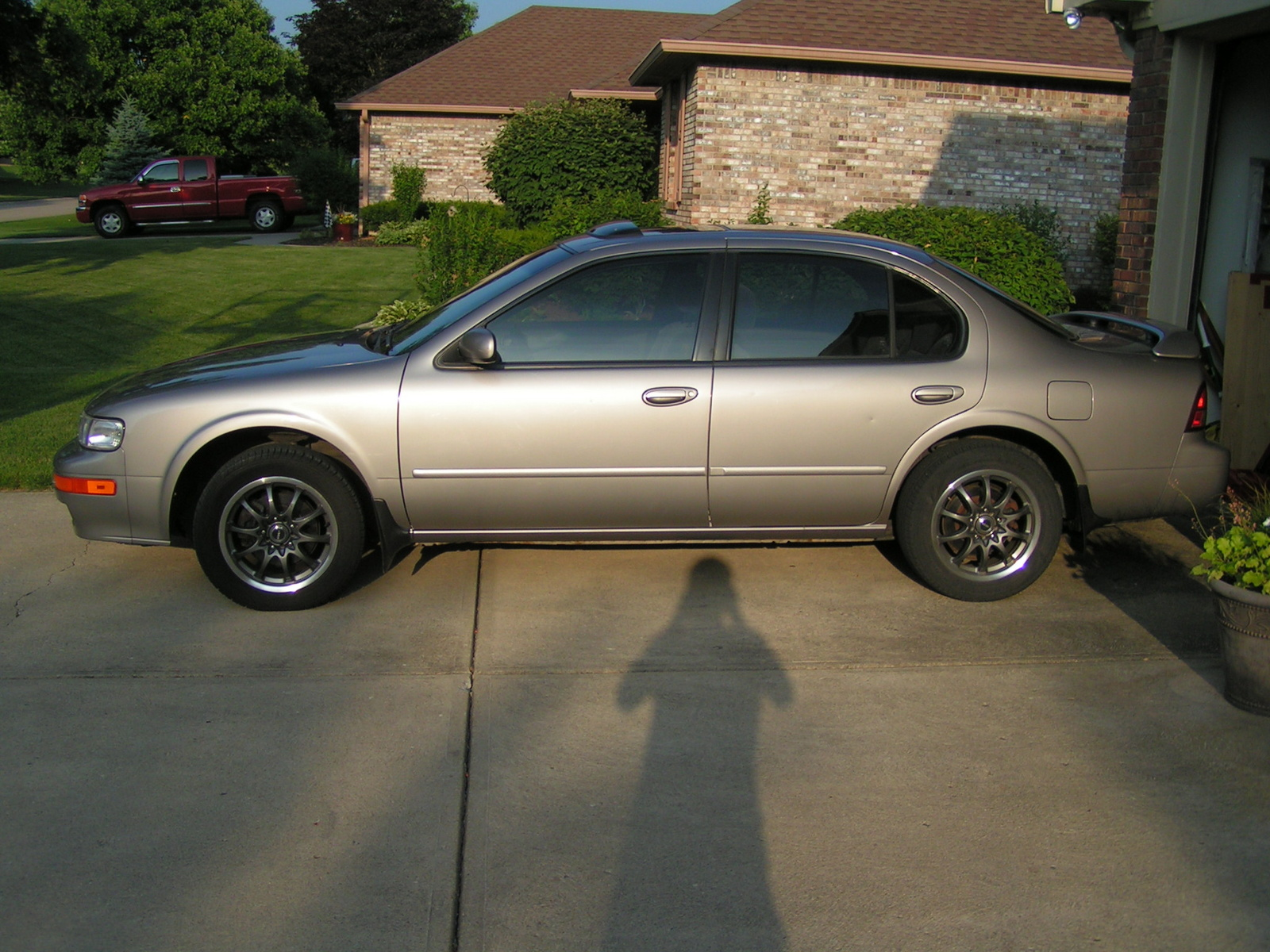 Best Looking Nissan Altima Gxe 1998