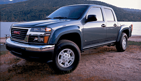 2007 GMC Canyon   Overview   CarGurus 2007 GMC Canyon Overview