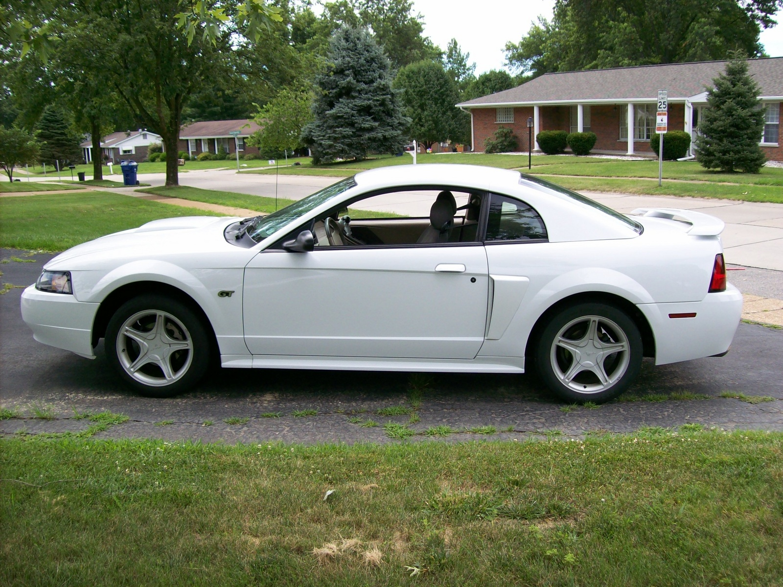2003 Ford Mustang GT Deluxe picture, exterior