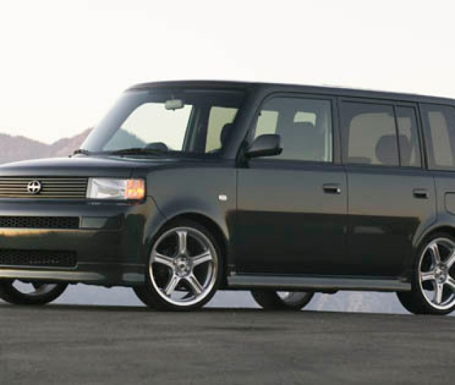 Picture Of 2005 Scion Xb Exterior Gallery_worthy