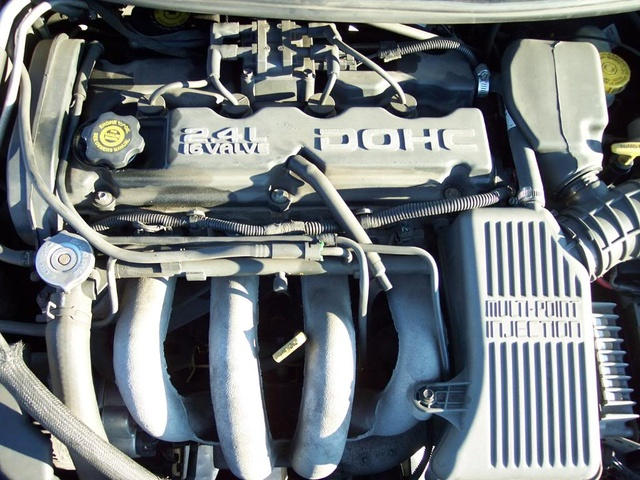 1999 Plymouth Breeze Engine Diagram