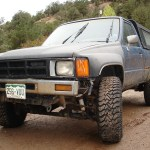 1987 Toyota Pickup Test Drive Review Cargurus