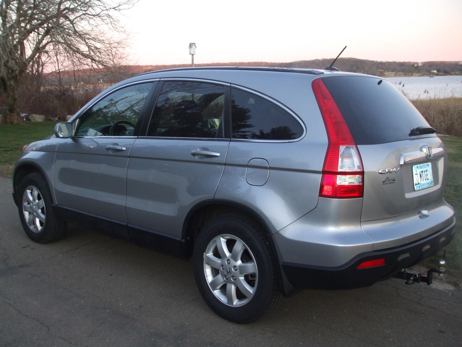 Awd 2007 Honda Ex V Cr L
