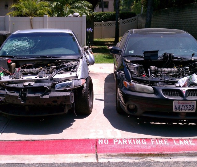 Swapped 2003 Pontiac Grand Prix Gt Engine Into 2002 And It Wont Turn Over
