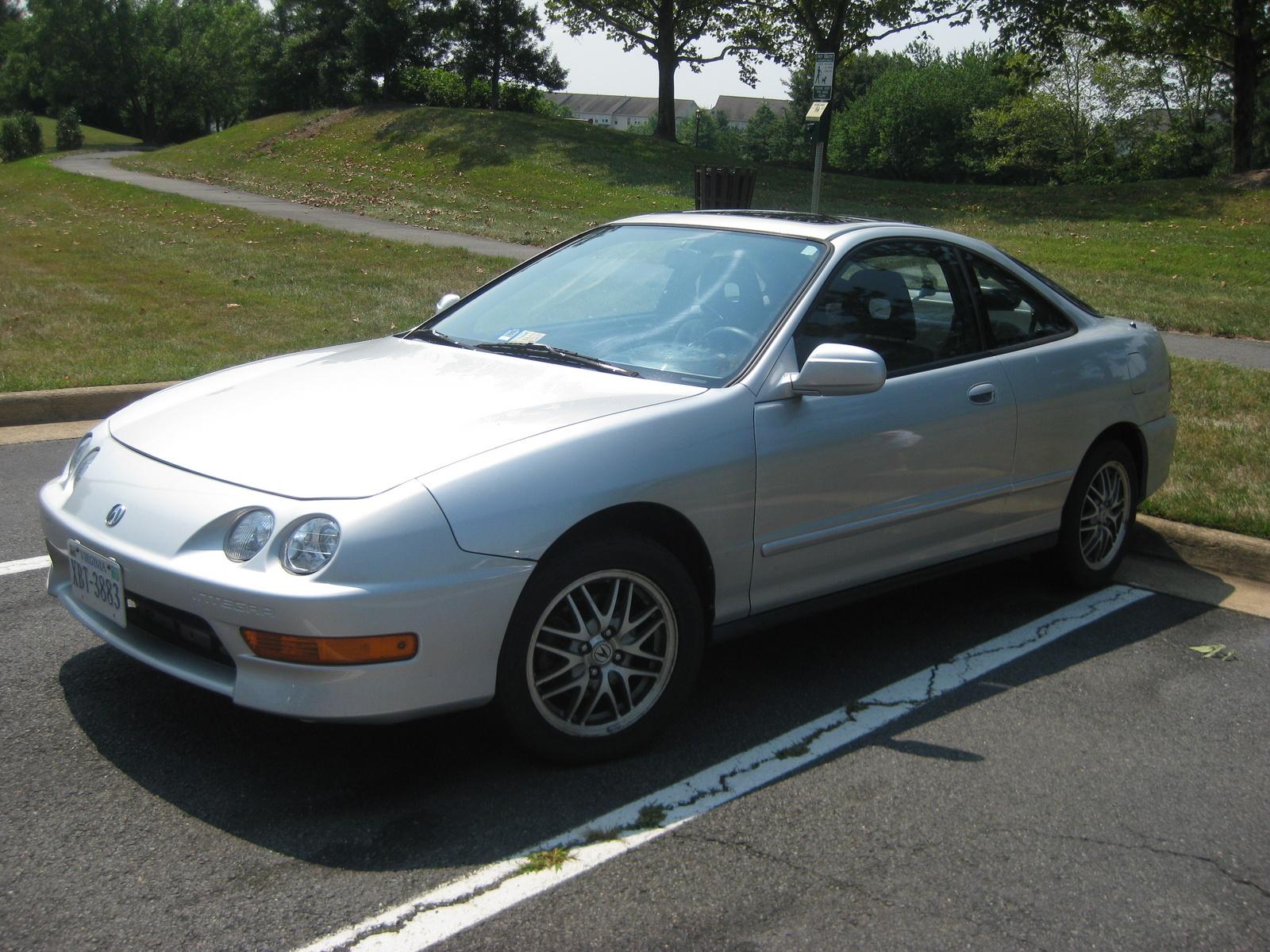 1999 Acura Integra Ls Specs