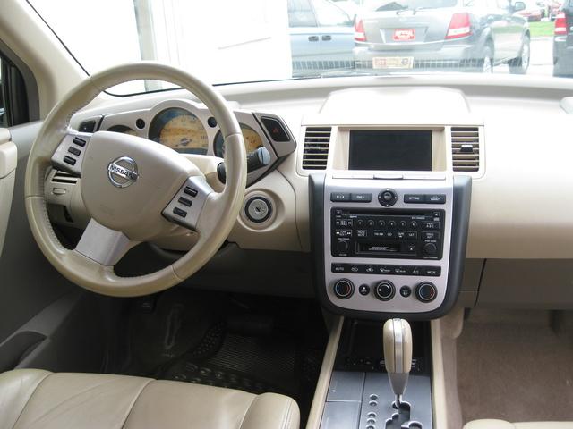 2004 Nissan Murano Pictures Cargurus