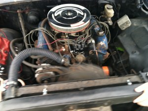 Ford Galaxie Questions  I need to verify the engine in my