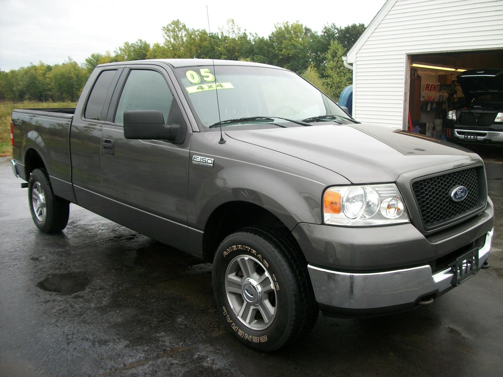 F Complaints 150 Ford 2005