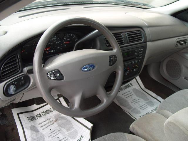 2002 Ford Taurus Interior Pictures Cargurus