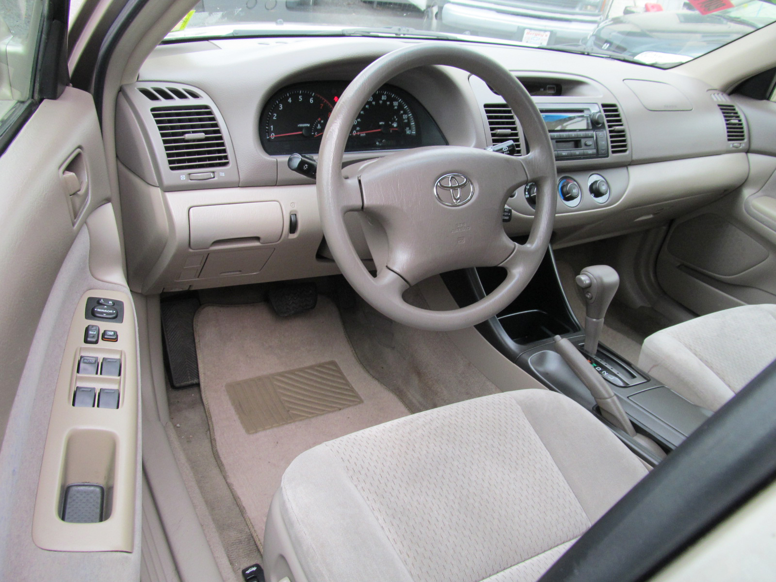 2009 2011 Toyota Camry Le