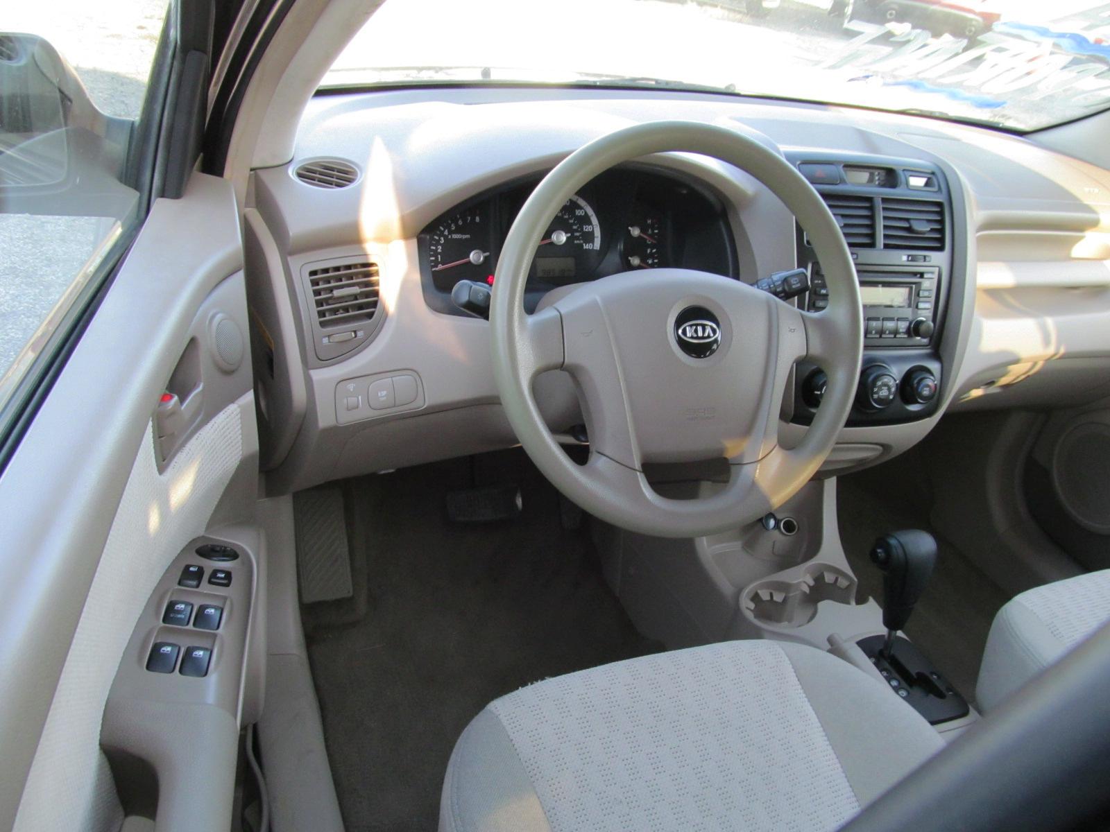 2005 Kia Sportage Interior Pictures Cargurus