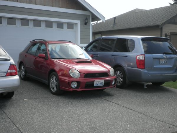 2002 Subaru Impreza User Reviews CarGurus