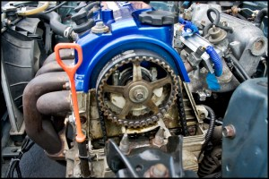 Honda Stream Questions  is it hard to change a camshaft seal?(no experience just a can do atti