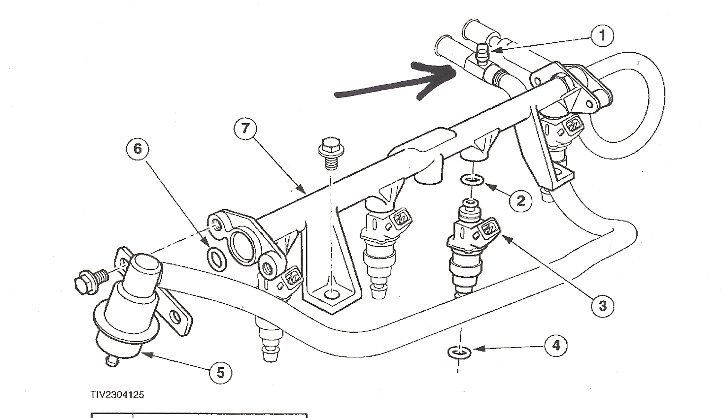 Where Is The Starter Located On A Ford Contour