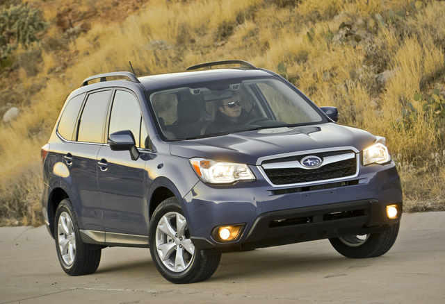 2014 Subaru Forester Overview Cargurus