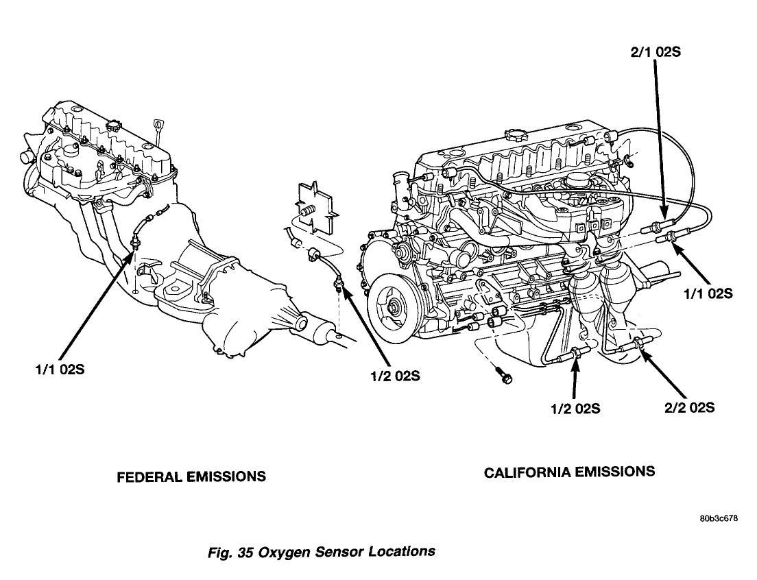Pictures Of 2002 Mitsubishi Galant Oxygen Sensor Images