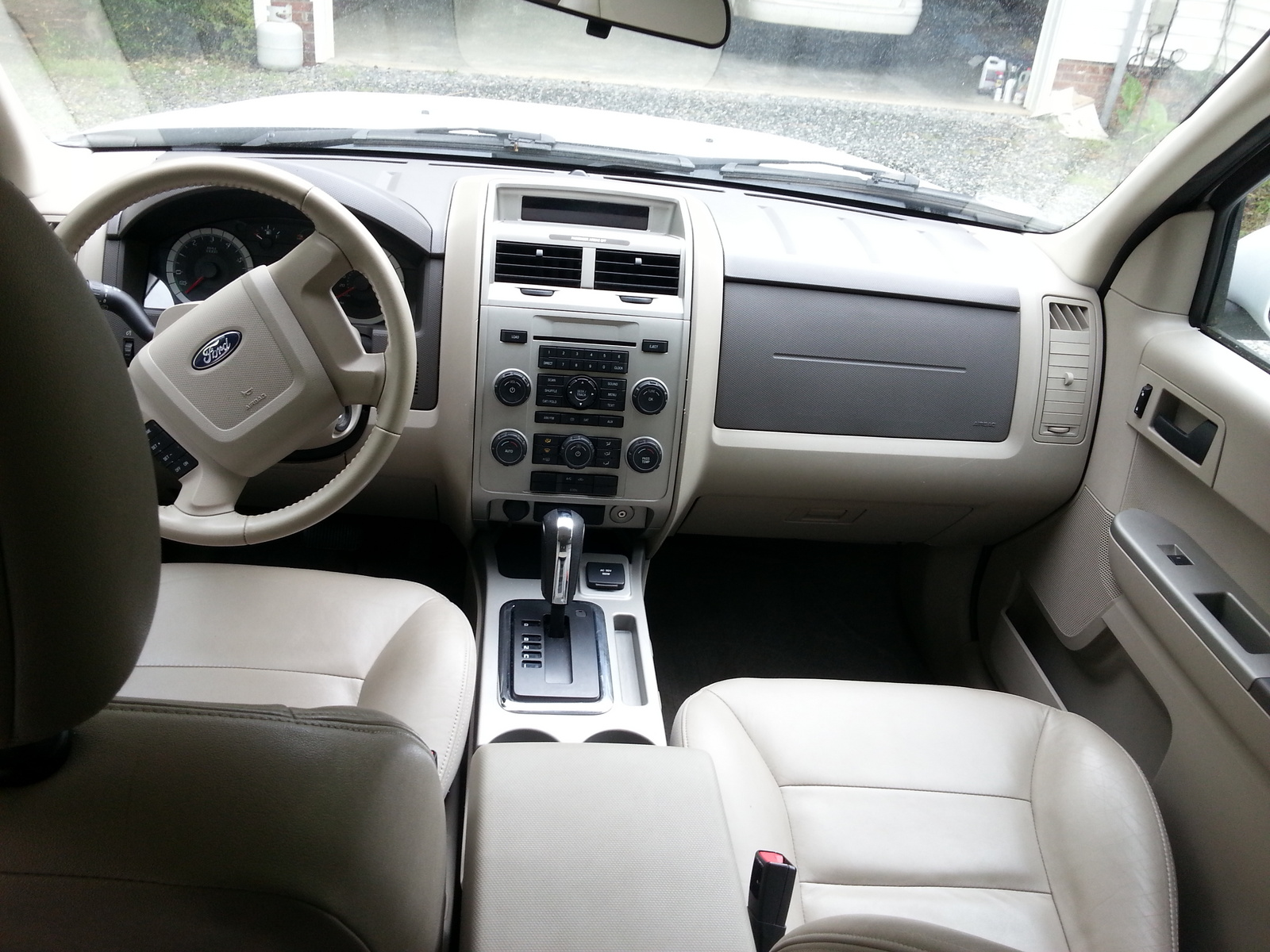 2008 Ford Escape Hybrid Pictures Cargurus